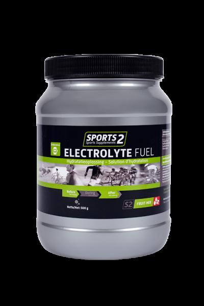 endurance electrolyte fuel fruit mix