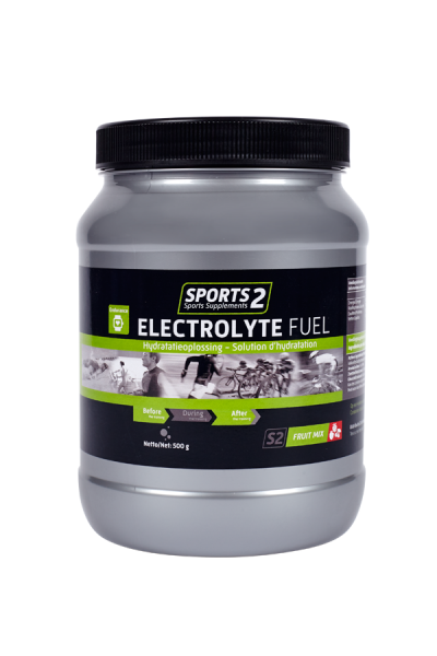 endurance electrolyte fuel fruit mix