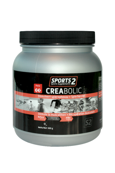 force creabolic